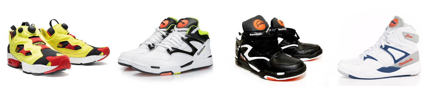 Foster The People:Reebok Pump
