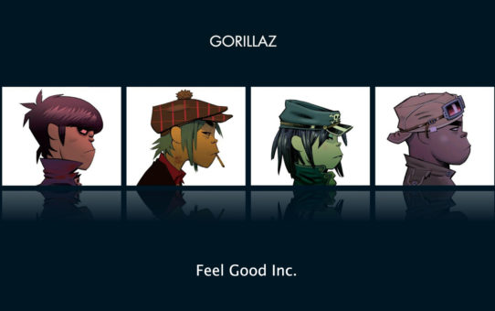 ゴリラズ:Feel Good Inc.
