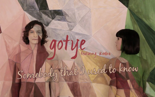 Gotye(ゴティエ):Somebody That I Used To Know