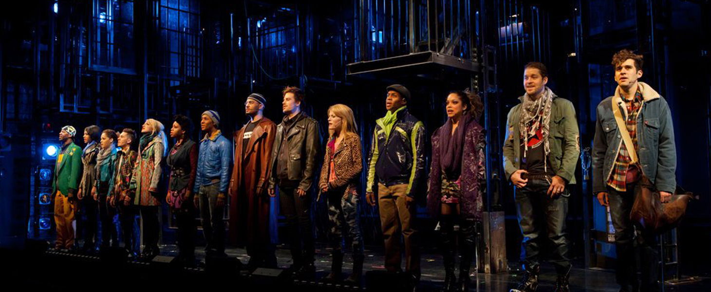 Seasons Of Love:RENT(レント)