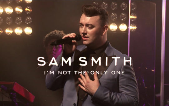 Sam Smith(サム・スミス):I'm Not the Only One