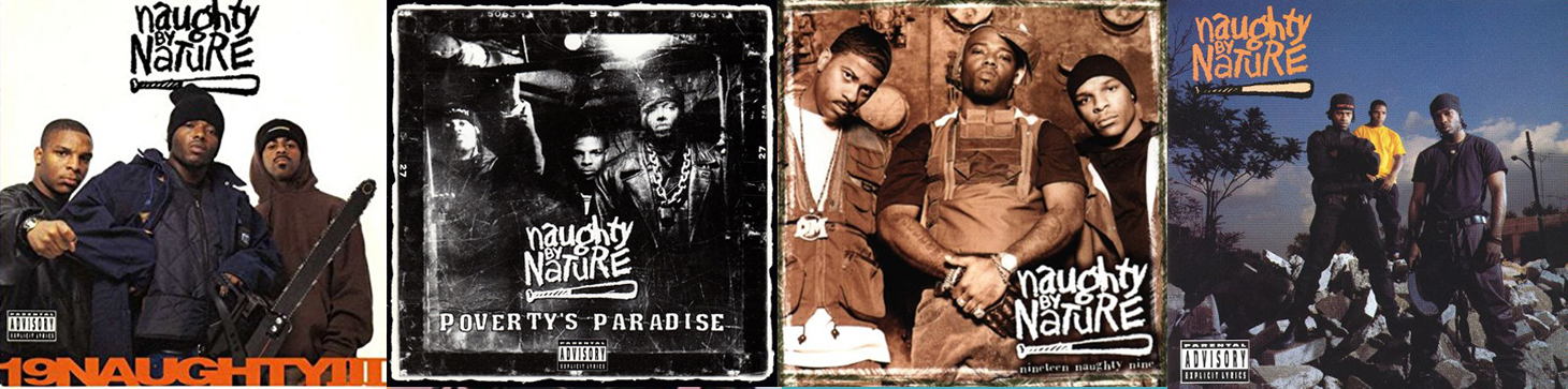 Naughty By Nature albums
