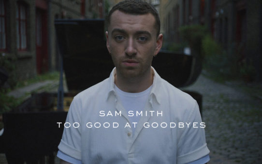Sam Smith:Too Good At Goodbyes(サム・スミス)