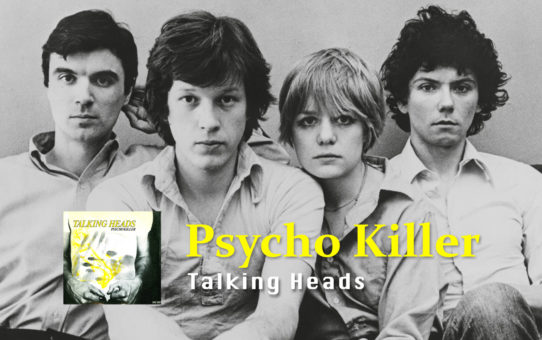 Talking Heads:Psycho Killer