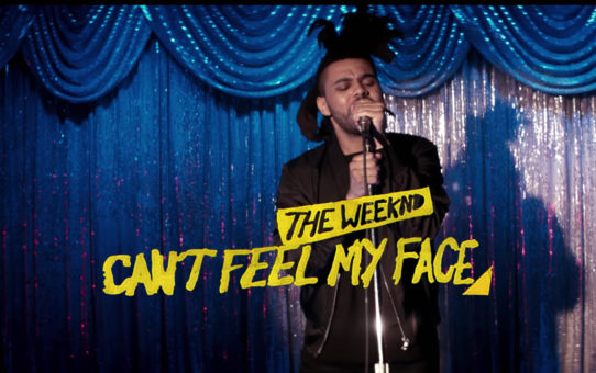 The Weeknd(ザ・ウィークエンド):Can't Feel My Face