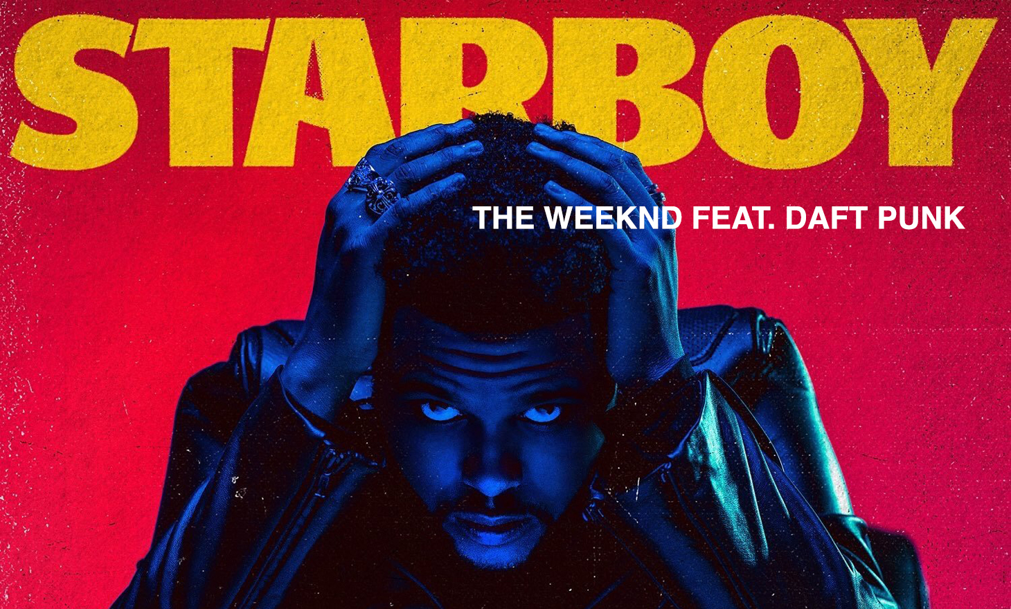 The Weeknd Starboy feat. Daft Punk