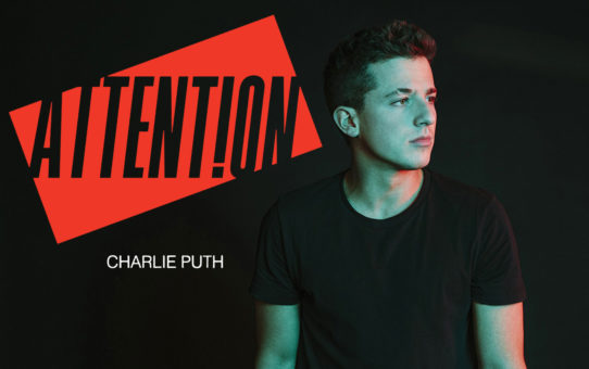 Charlie Puth:Attention
