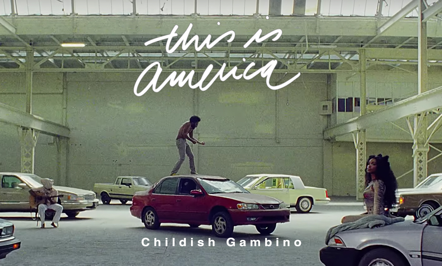 Childish Gambino : This is America