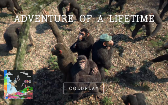 Coldplay : Adventure of a Lifetime