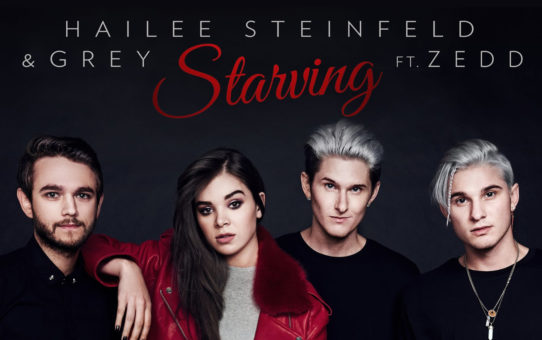 Hailee Steinfeld and Grey feat. Zedd : Starving