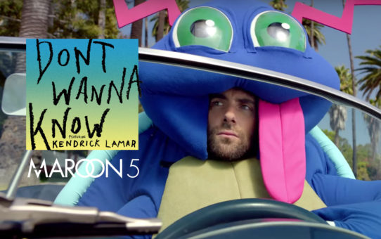 Maroon 5 : Don't Wanna Know
