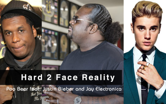 Poo Bear(プー・ベア):Hard 2 Face Reality