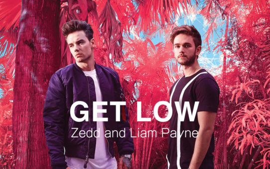 Zedd and Liam Payne : Get Low