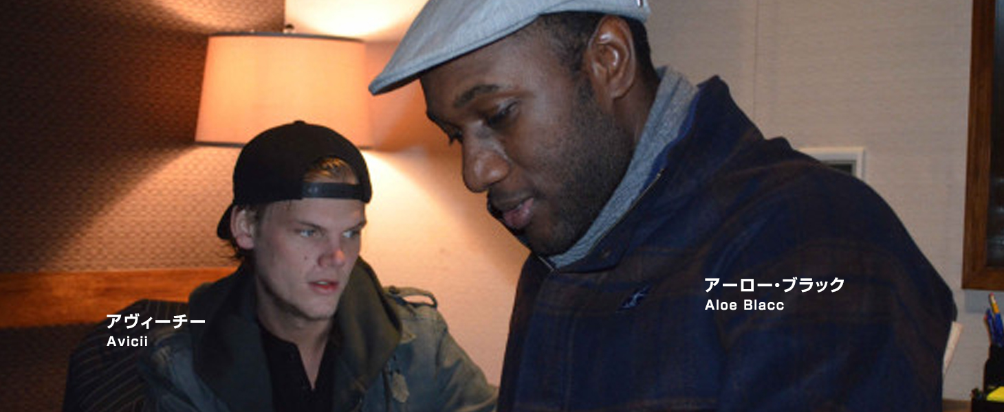 avicii and Aloe Blacc