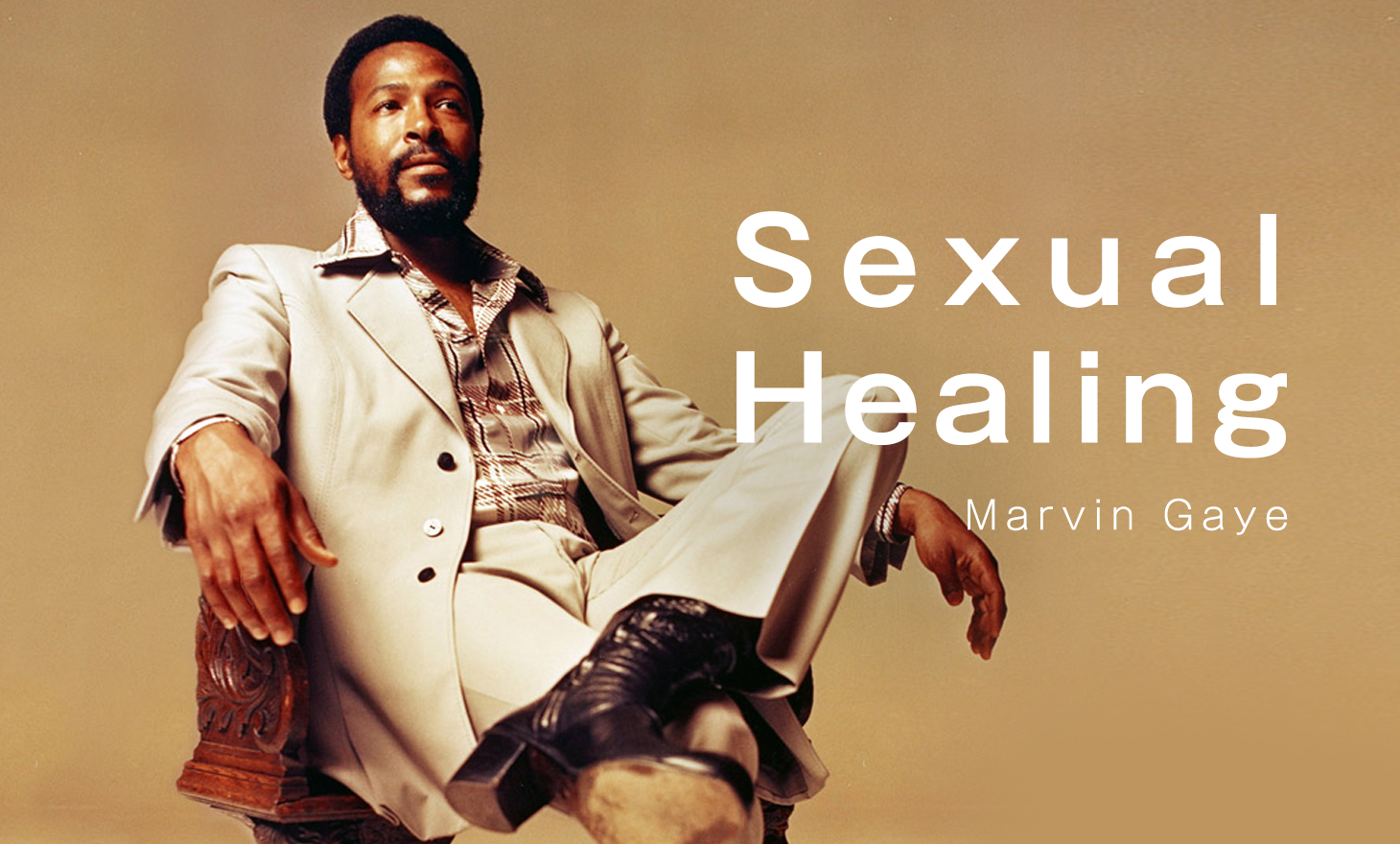 from Kayson marvin gaye sexual healin lyrics