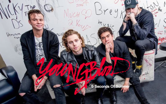 5 Seconds Of Summer : Youngblood