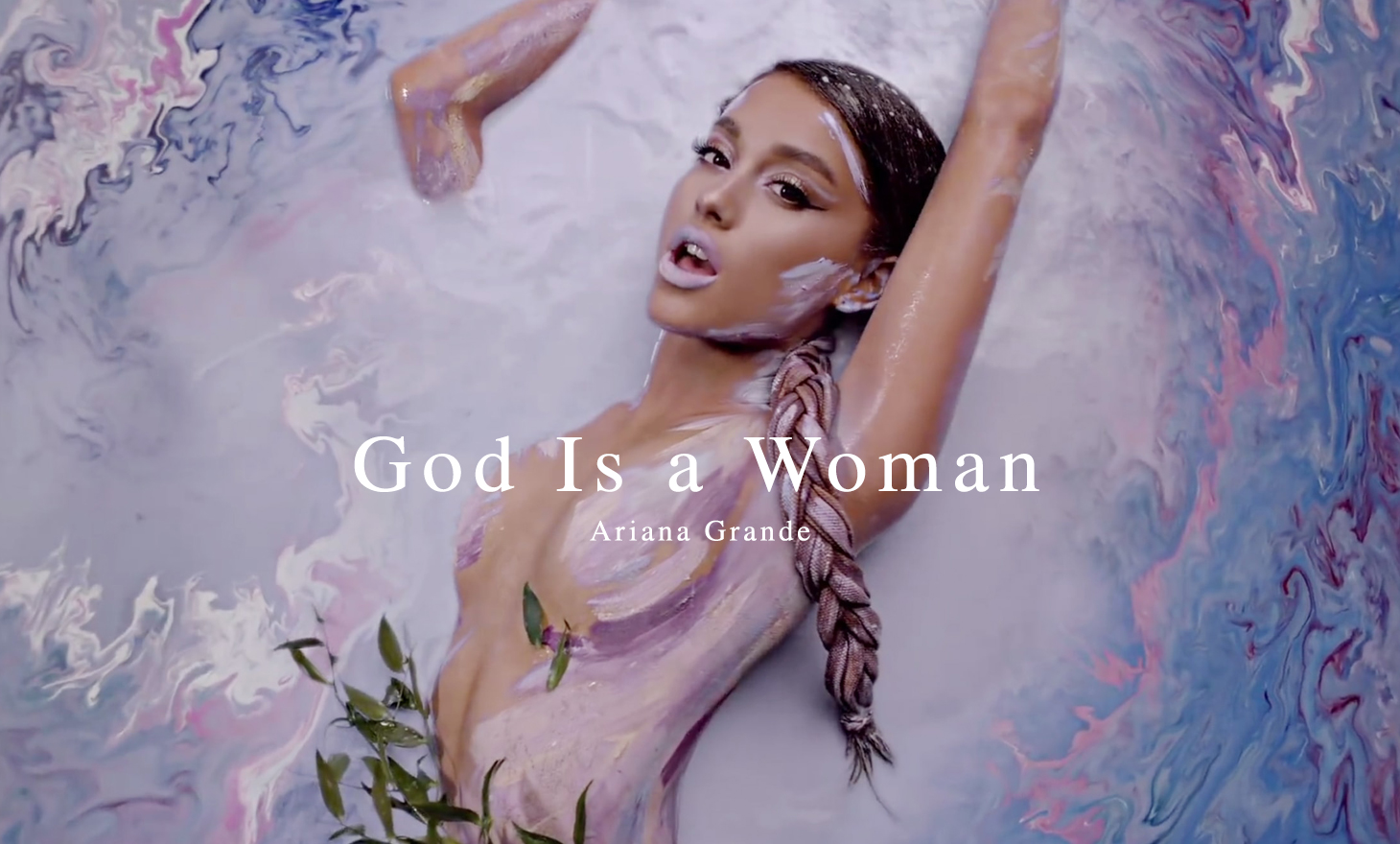 Ariana Grande : God Is a Woman