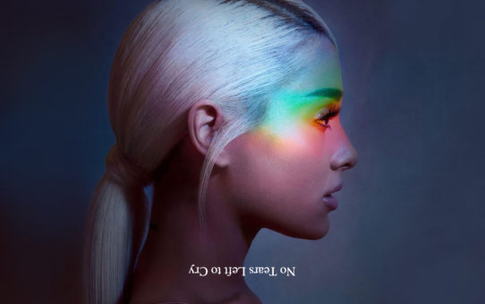 Ariana Grande : No Tears Left to Cry
