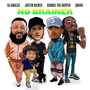 DJ Khaled : No Brainer