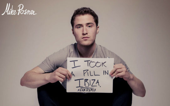 Mike Posner : I Took a Pill in Ibiza