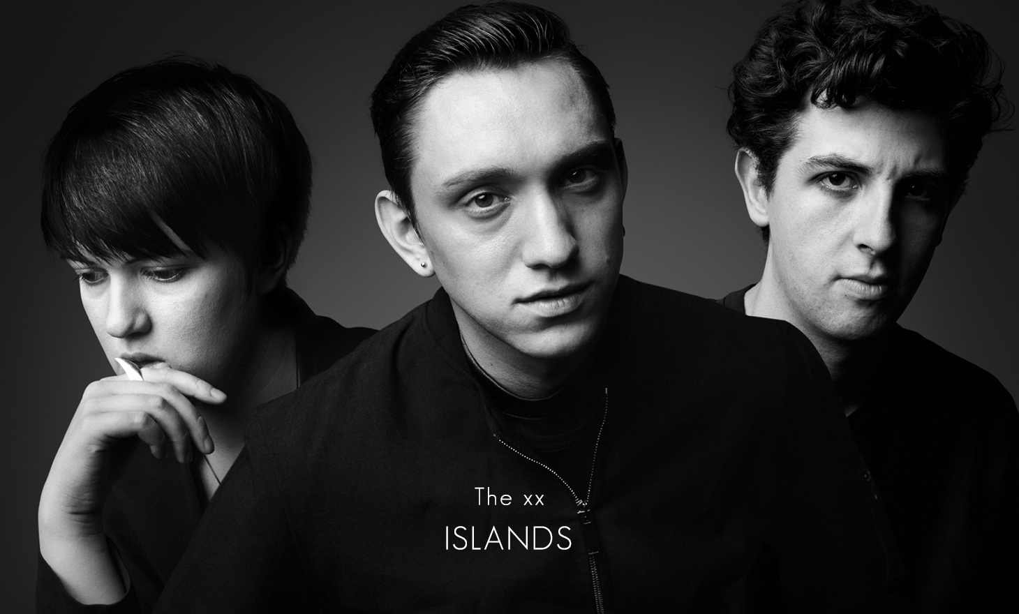 The xx : Islands