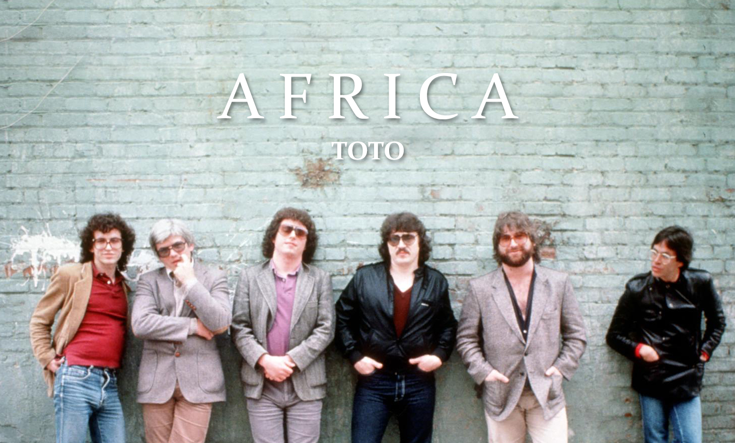Toto : Africa