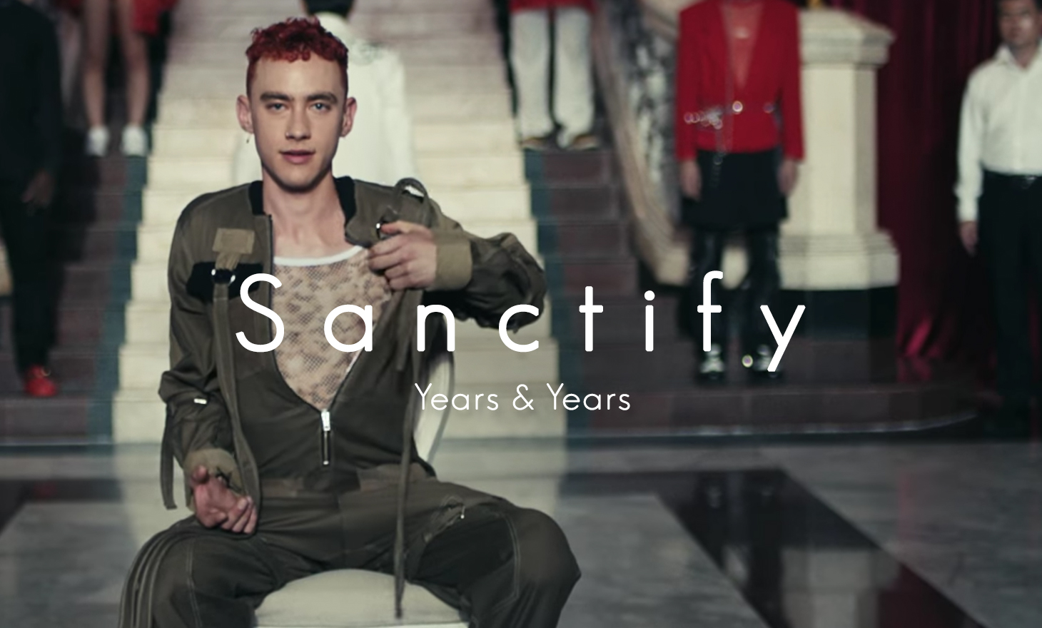 Years & Years : Sanctify
