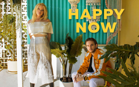 Zedd and Elley Duhé : Happy Now