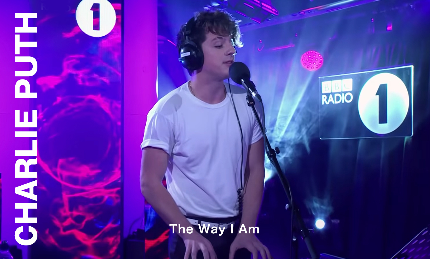 Charlie Puth : The Way I Am