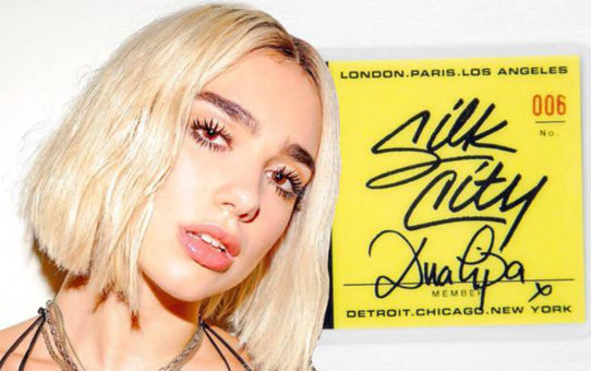 Silk City & Dua Lipa : Electricity