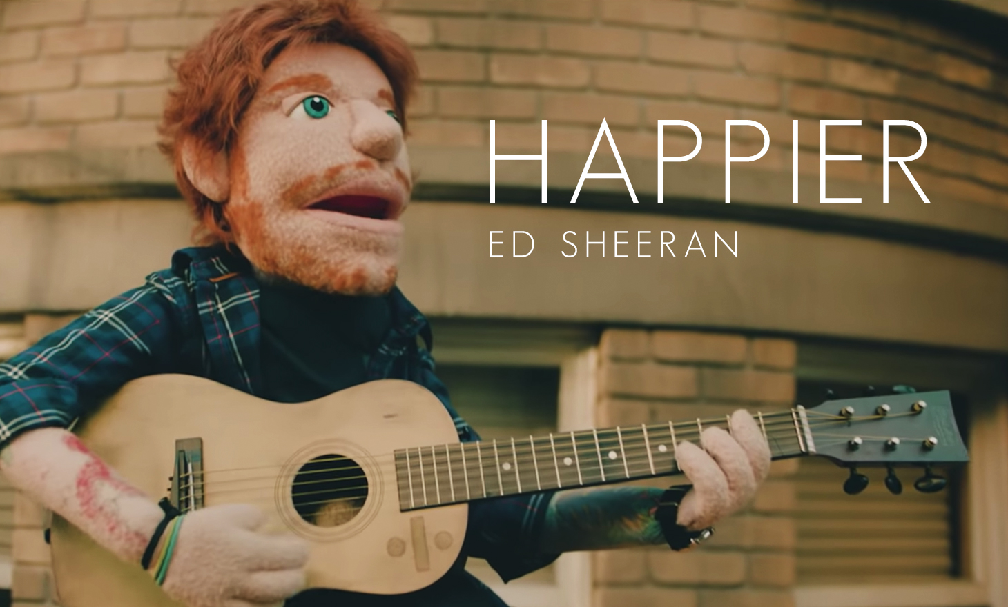 Ed Sheeran : Happier