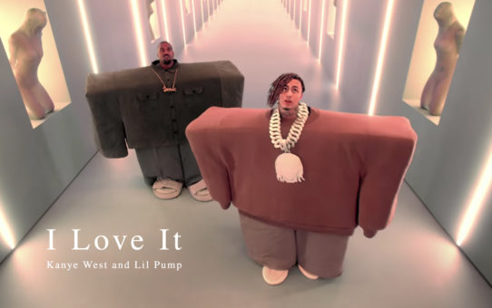 Kanye West and Lil Pump : I Love It