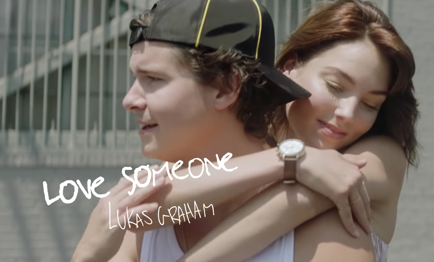 Lukas Graham : Love Someone