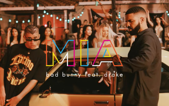 Bad Bunny feat. Drake : Mia
