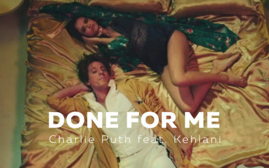 Charlie Puth : Done For Me
