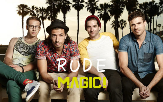 Magic! : Rude