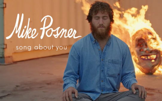 Mike Posner : Song About You