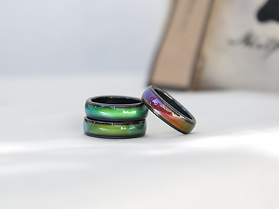 mood ring in to be with you