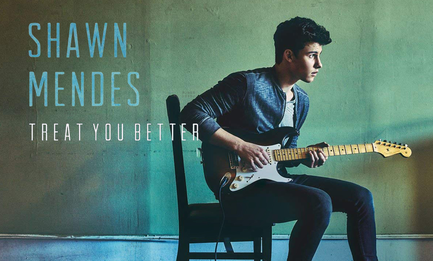 Shawn Mendes : Treat You Better