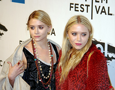 taste Ashley Olsen and Mary-Kate Olsen