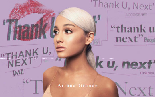 Ariana Grande : thank u, next
