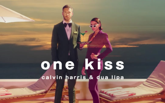 Calvin Harris & Dua Lipa : One Kiss
