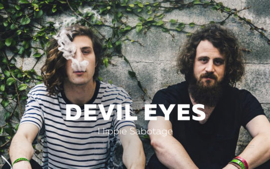 Hippie Sabotage : Devil Eyes