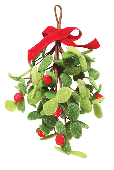 mistletoe in All I Want for Christmas Is You