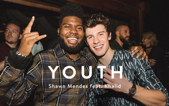 Shawn Mendes feat. Khalid : Youth
