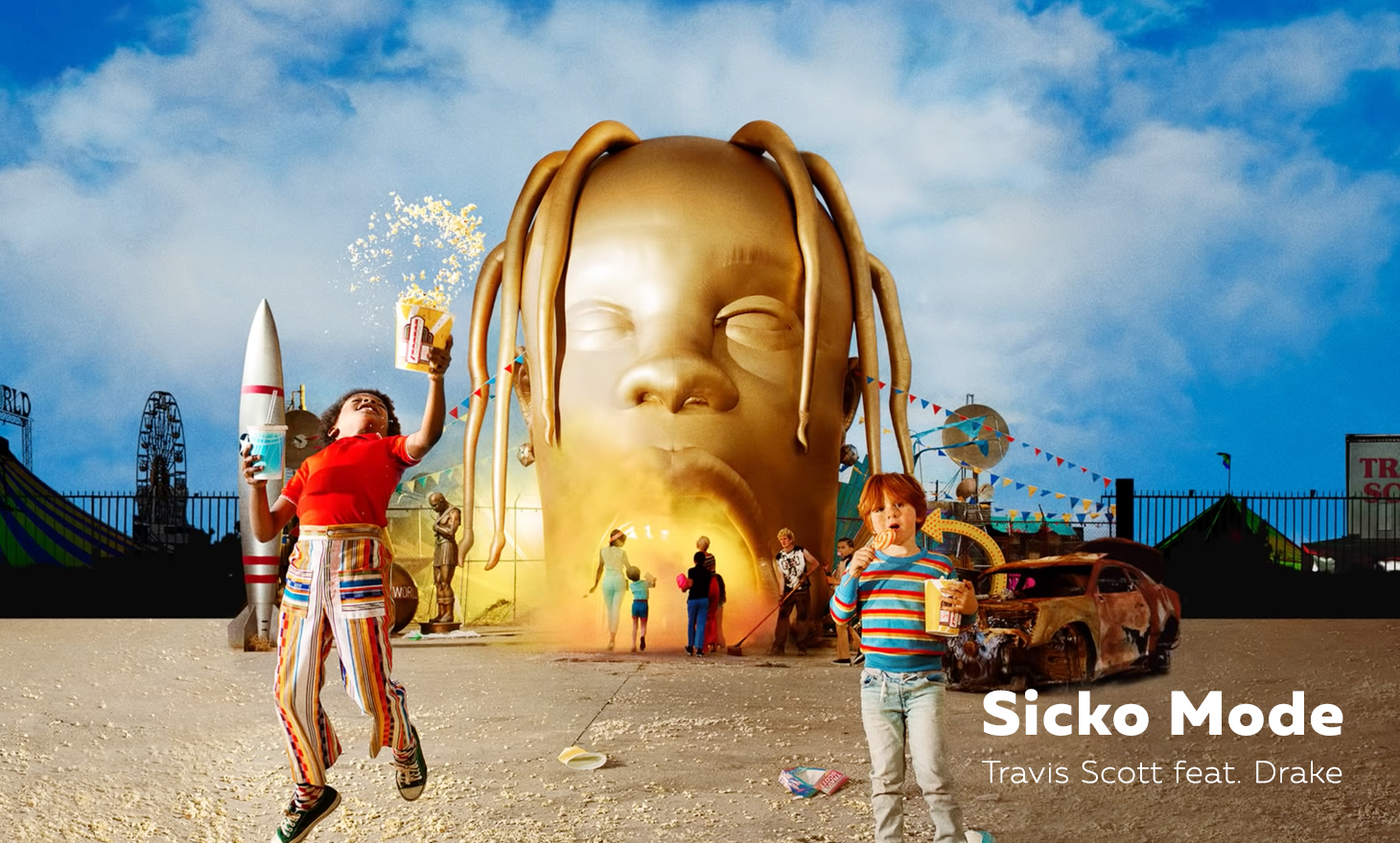 Travis Scott feat. Drake : Sicko Mode